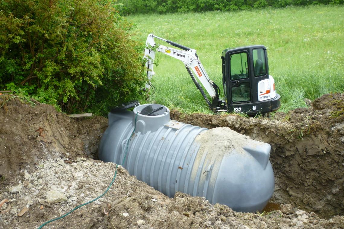 recupero acque piovane dal tetto riutilizzo wc orto sassoerminia