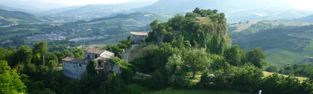 Secchiano il castello del feroce Galasso Sassoerminia