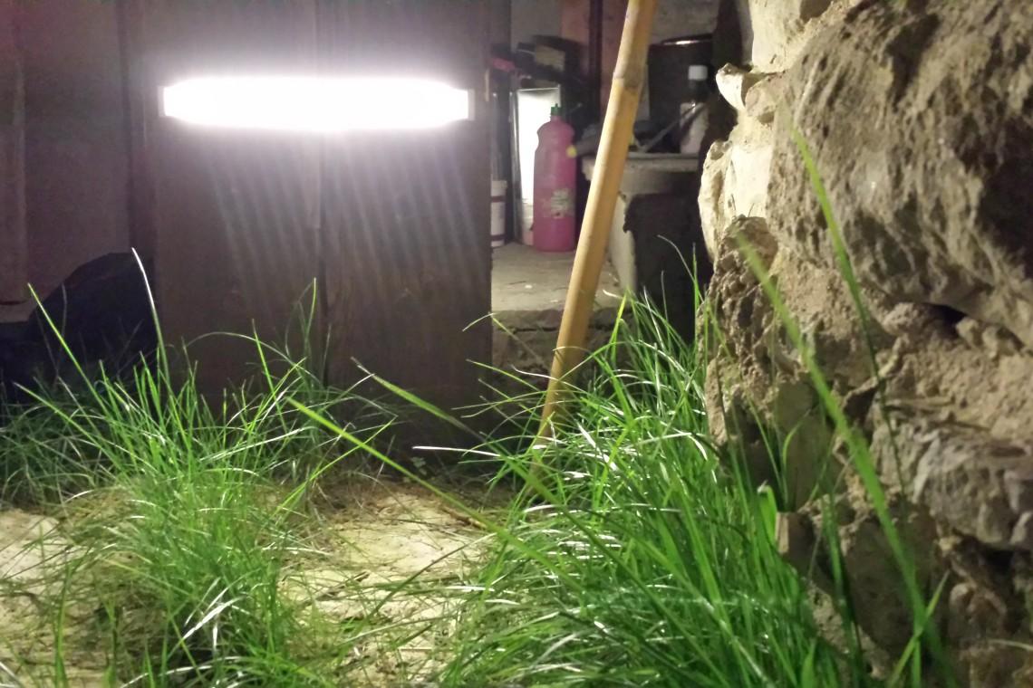 illuminazione a led ecosostenibile bed and breakfast