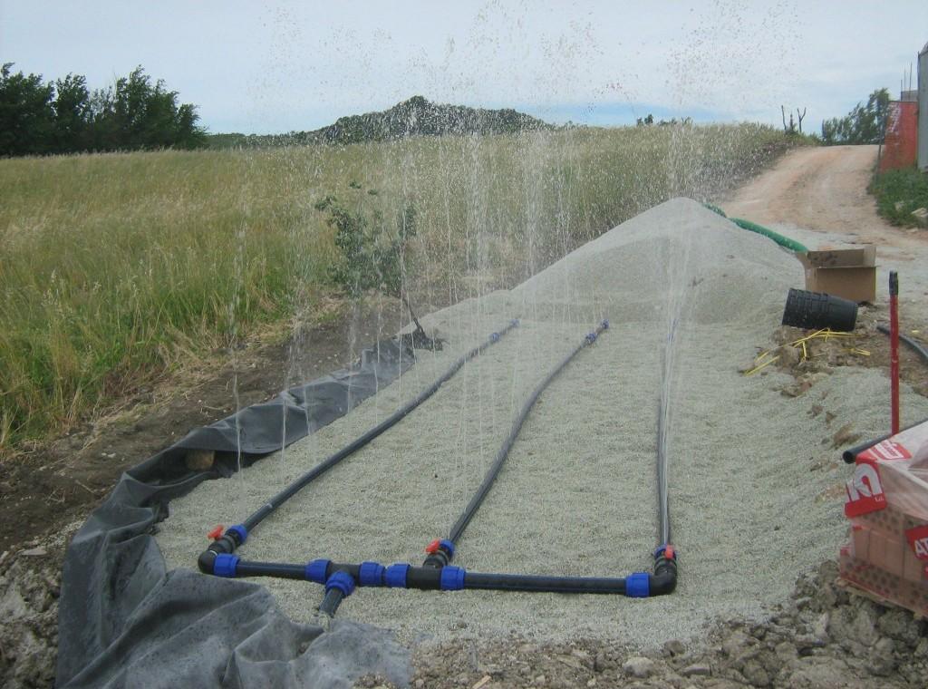 fitodepurazione acque reflue sassoerminia ecosostenibile b&b