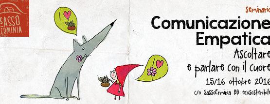 comunicazione empatica seminario gestione conflitti nonviolenta