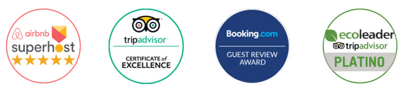 bed breakfast review award eco ecoleader superhost excellence guest sasso erminia valmarecchia